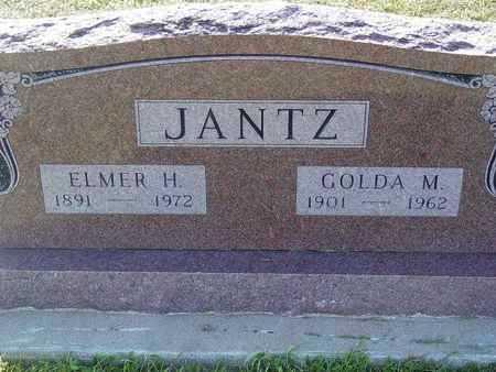 JANTZ, ELMER H - Barton County, Kansas | ELMER H JANTZ - Kansas Gravestone Photos