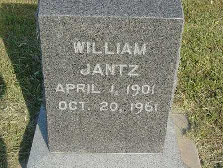 JANTZ, WILLIAM - Barton County, Kansas   WILLIAM JANTZ - Kansas Gravestone Photos