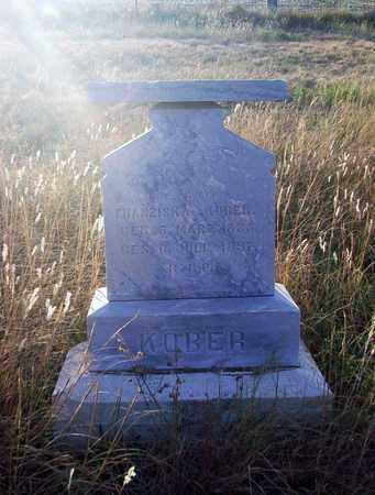 KOBER, FRANZISKA - Barton County, Kansas | FRANZISKA KOBER - Kansas Gravestone Photos