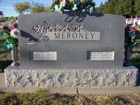 MERONEY, JAMES P - Barton County, Kansas | JAMES P MERONEY - Kansas Gravestone Photos