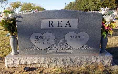 REA, KENNETH E - Barton County, Kansas | KENNETH E REA - Kansas Gravestone Photos