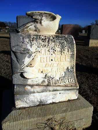 RIEGEL, RUSSELL - Barton County, Kansas   RUSSELL RIEGEL - Kansas Gravestone Photos