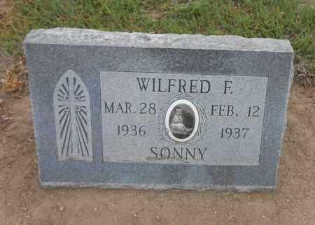"SCHARTZ, WILFRED F ""SONNY"" - Barton County, Kansas | WILFRED F ""SONNY"" SCHARTZ - Kansas Gravestone Photos"