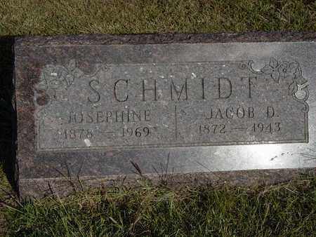 SCHMIDT, JOSEPHINE - Barton County, Kansas | JOSEPHINE SCHMIDT - Kansas Gravestone Photos