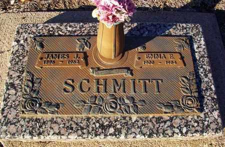 SCHMITT, EMMA E - Barton County, Kansas   EMMA E SCHMITT - Kansas Gravestone Photos