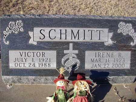 SCHMITT, IRENE ROSE - Barton County, Kansas | IRENE ROSE SCHMITT - Kansas Gravestone Photos