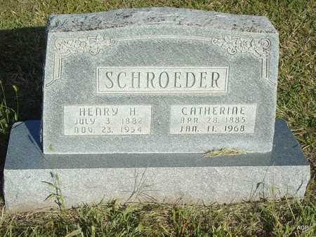 SCHROEDER, HENRY H - Barton County, Kansas | HENRY H SCHROEDER - Kansas Gravestone Photos