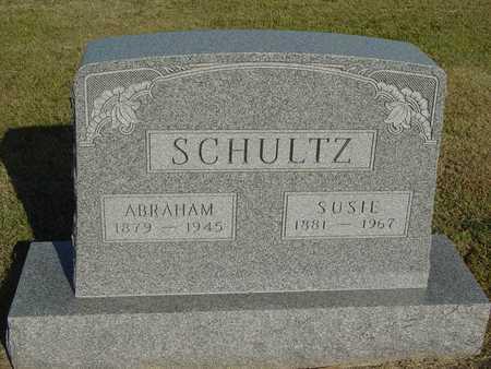 SCHULTZ, SUSIE - Barton County, Kansas | SUSIE SCHULTZ - Kansas Gravestone Photos