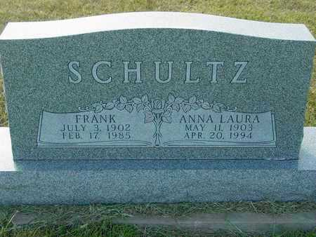 SCHULTZ, FRANK - Barton County, Kansas   FRANK SCHULTZ - Kansas Gravestone Photos