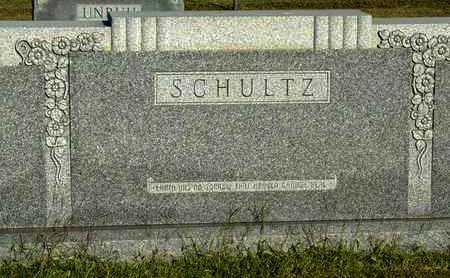SCHULTZ, FAMILY STONE - Barton County, Kansas | FAMILY STONE SCHULTZ - Kansas Gravestone Photos