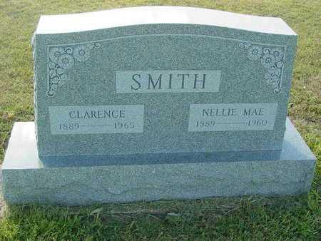 SMITH, CLARENCE - Barton County, Kansas | CLARENCE SMITH - Kansas Gravestone Photos