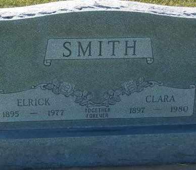 SMITH, CLARA - Barton County, Kansas | CLARA SMITH - Kansas Gravestone Photos