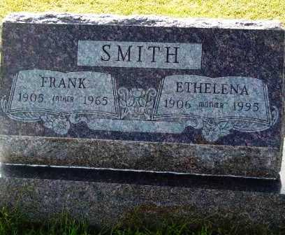 UNRUH SMITH, ETHELENA - Barton County, Kansas | ETHELENA UNRUH SMITH - Kansas Gravestone Photos