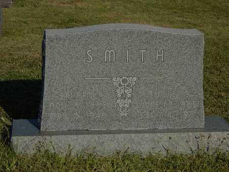 SMITH, FAMILY STONE - Barton County, Kansas | FAMILY STONE SMITH - Kansas Gravestone Photos