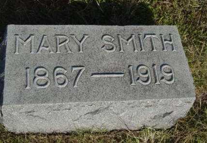 SMITH, MARY - Barton County, Kansas | MARY SMITH - Kansas Gravestone Photos
