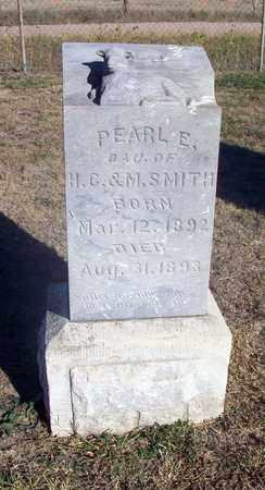 SMITH, PEARL E - Barton County, Kansas   PEARL E SMITH - Kansas Gravestone Photos