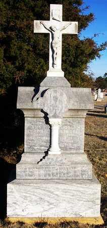 STROBEL, ANNA - Barton County, Kansas | ANNA STROBEL - Kansas Gravestone Photos