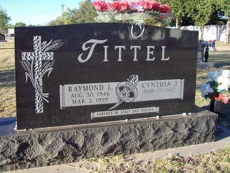 TITTEL, RAYMOND L - Barton County, Kansas | RAYMOND L TITTEL - Kansas Gravestone Photos