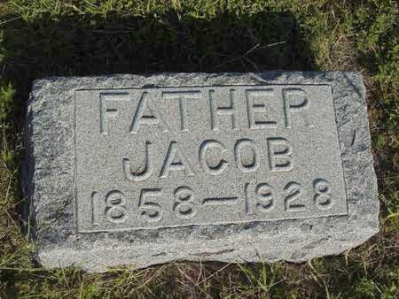 WEDEL, JACOB - Barton County, Kansas   JACOB WEDEL - Kansas Gravestone Photos