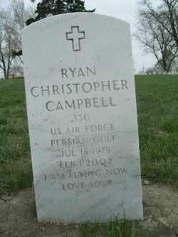 CAMPBELL, RYAN CHRISTOPHER   (VETERAN PGW) - Bourbon County, Kansas | RYAN CHRISTOPHER   (VETERAN PGW) CAMPBELL - Kansas Gravestone Photos