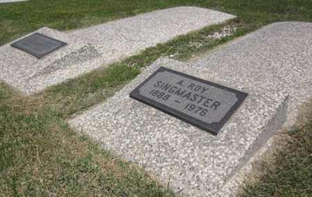SINGMASTER, EVELYN LOUISE - Bourbon County, Kansas | EVELYN LOUISE SINGMASTER - Kansas Gravestone Photos