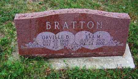 ROLLINGS, EVA MULVINA - Butler County, Kansas   EVA MULVINA ROLLINGS - Kansas Gravestone Photos