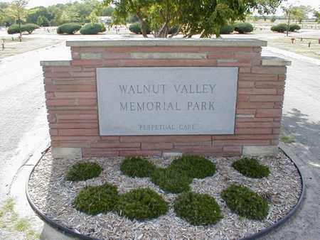 *CEMETERY SIGN,  - Butler County, Kansas    *CEMETERY SIGN - Kansas Gravestone Photos