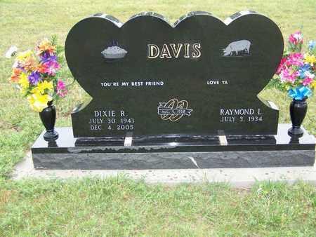 DAVIS, DIXIE ROSE - Butler County, Kansas | DIXIE ROSE DAVIS - Kansas Gravestone Photos