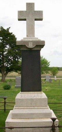 BERNARD, FRANCOIS - Chase County, Kansas | FRANCOIS BERNARD - Kansas Gravestone Photos