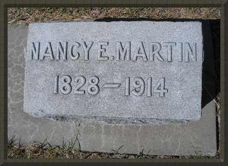 MARTIN, NANCY E - Chase County, Kansas   NANCY E MARTIN - Kansas Gravestone Photos