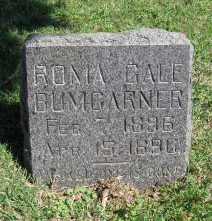 BUMGARNER, ROMA GALE - Chautauqua County, Kansas   ROMA GALE BUMGARNER - Kansas Gravestone Photos