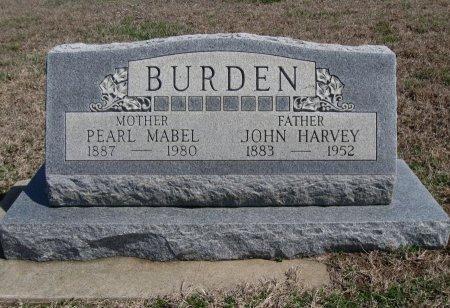 BURDEN, PEARL MABEL - Chautauqua County, Kansas   PEARL MABEL BURDEN - Kansas Gravestone Photos
