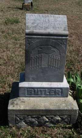 BUTLER, WILLIAM C - Chautauqua County, Kansas | WILLIAM C BUTLER - Kansas Gravestone Photos