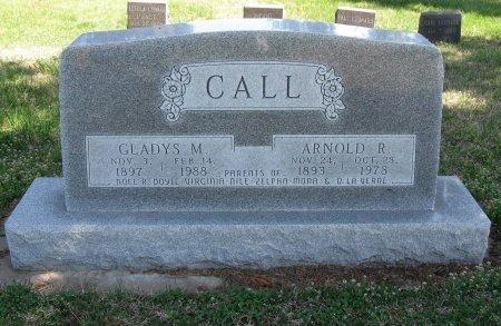 CALL, GLADYS MABEL - Chautauqua County, Kansas | GLADYS MABEL CALL - Kansas Gravestone Photos