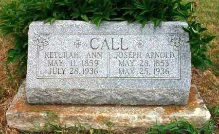CALL, KETURAH ANN - Chautauqua County, Kansas | KETURAH ANN CALL - Kansas Gravestone Photos