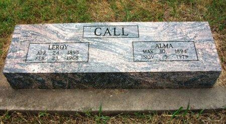 CALL, ALMA I - Chautauqua County, Kansas | ALMA I CALL - Kansas Gravestone Photos