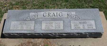 CRAIG, INFANT - Chautauqua County, Kansas | INFANT CRAIG - Kansas Gravestone Photos