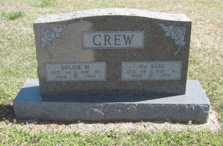 CREW, WILLIAM EARL - Chautauqua County, Kansas | WILLIAM EARL CREW - Kansas Gravestone Photos