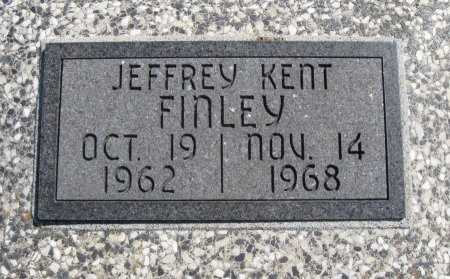 FINLEY, JEFFREY KENT - Chautauqua County, Kansas | JEFFREY KENT FINLEY - Kansas Gravestone Photos