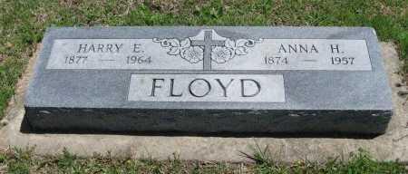 FLOYD, ANNA MARY - Chautauqua County, Kansas | ANNA MARY FLOYD - Kansas Gravestone Photos