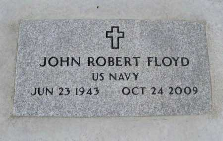 FLOYD, JOHN ROBERT  (VETERAN) - Chautauqua County, Kansas   JOHN ROBERT  (VETERAN) FLOYD - Kansas Gravestone Photos