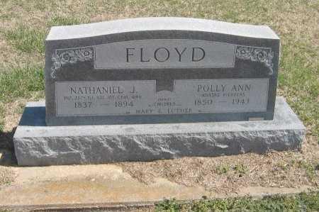FLOYD, NATHANIEL J (VETERAN UNION) - Chautauqua County, Kansas | NATHANIEL J (VETERAN UNION) FLOYD - Kansas Gravestone Photos