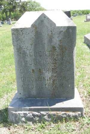 FLOYD, ALBERT J, SR - Chautauqua County, Kansas | ALBERT J, SR FLOYD - Kansas Gravestone Photos