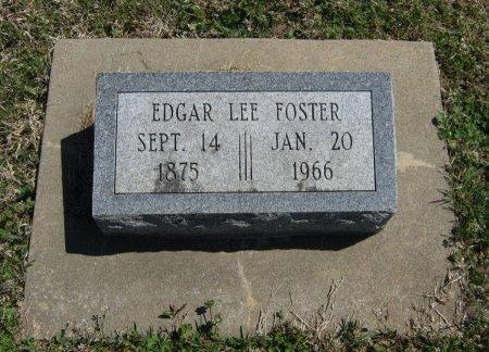FOSTER, EDGAR LEE - Chautauqua County, Kansas | EDGAR LEE FOSTER - Kansas Gravestone Photos