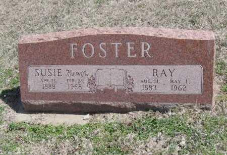 FOSTER, SUSIE - Chautauqua County, Kansas | SUSIE FOSTER - Kansas Gravestone Photos