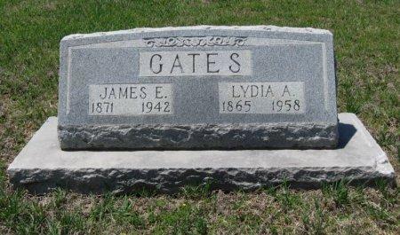 GATES, JAMES E - Chautauqua County, Kansas   JAMES E GATES - Kansas Gravestone Photos
