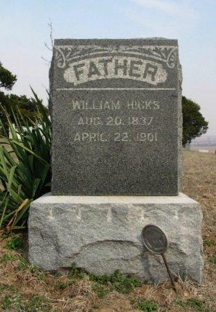 HICKS, WILLIAM - Chautauqua County, Kansas | WILLIAM HICKS - Kansas Gravestone Photos