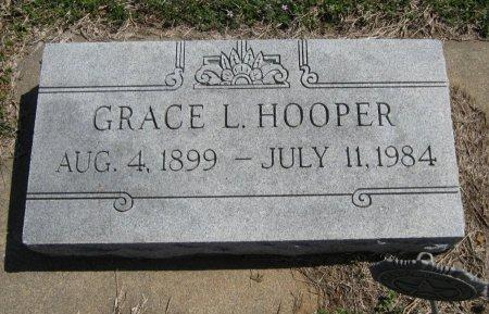 HOOPER, GRACE LEOLA - Chautauqua County, Kansas | GRACE LEOLA HOOPER - Kansas Gravestone Photos