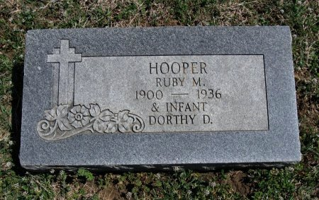 HOOPER, DOROTHY D - Chautauqua County, Kansas   DOROTHY D HOOPER - Kansas Gravestone Photos