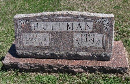LENITON HUFFMAN, CARRIE BELL - Chautauqua County, Kansas | CARRIE BELL LENITON HUFFMAN - Kansas Gravestone Photos
